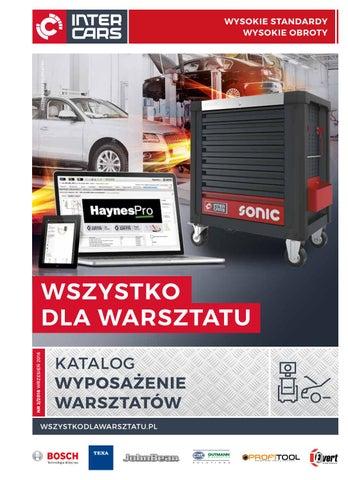 98e145ce Katalog Wyposażenia Warsztatów 2 / 2016 by InterCars SA - issuu