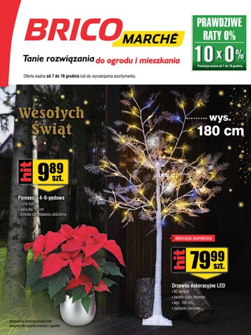Bricomarche Gazetka Od 712 Do 18122016 By Iulotkapl Issuu
