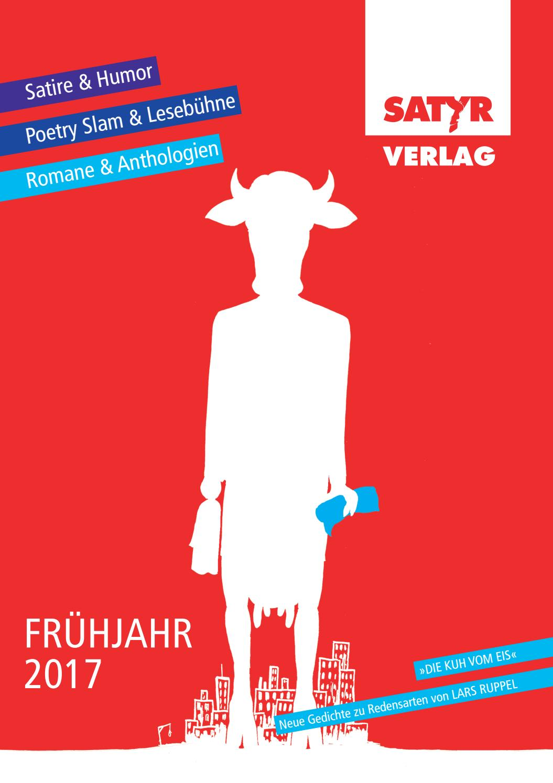 Vorschau Frühjahr 2017 Satyr Verlag By Satyr Verlag Issuu