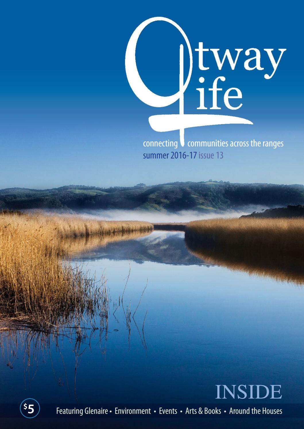 Otway life summer16 17 by Otway Life Magazine - issuu