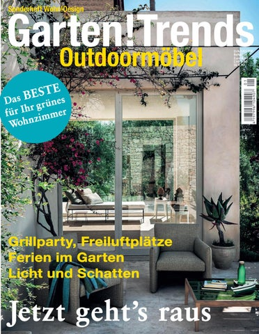 Garten Trends 2016 By Wohn Design Issuu