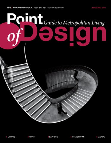84a2458a22e0c Point of Design No 6 by Point of Design - issuu
