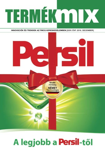 a0475fc569 Termékmix magazin 2016 december by Termékmix - issuu