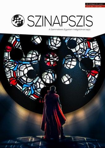5f45922e3e8d Szinapszis 2016. december-január by Szinapszis Online - issuu