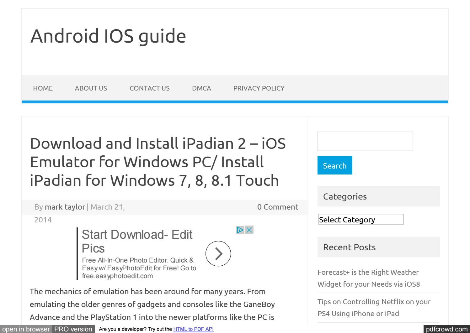 Ipadian App Store By androidiosguide by greath smith - issuu
