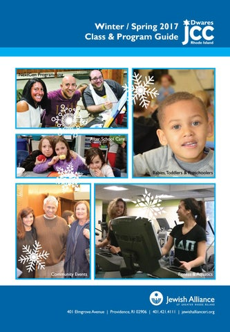 Winter/Spring Class & Program Guide by JewishAlliance - issuu