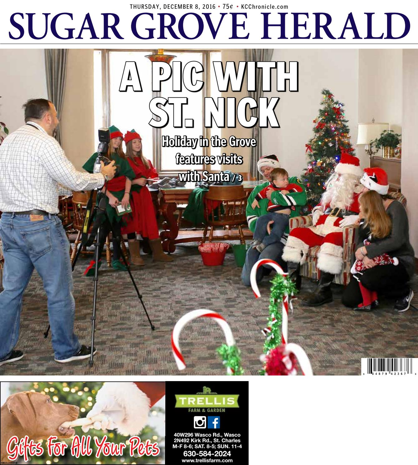 Sght 2016 12 08 by Shaw Media issuu