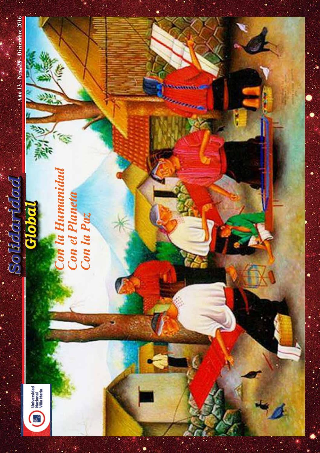 Solidaridad Global Nro. 28 by Solidaridad Global - issuu