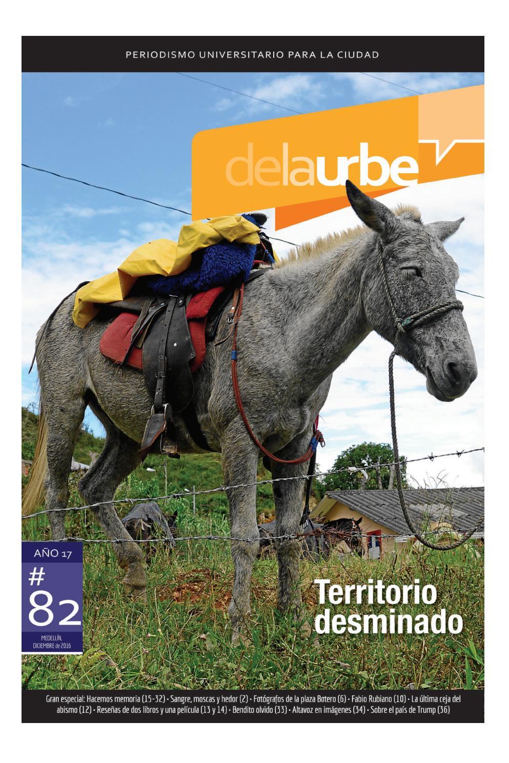 De la Urbe 82 by De la Urbe - issuu 1cbfac2334bd