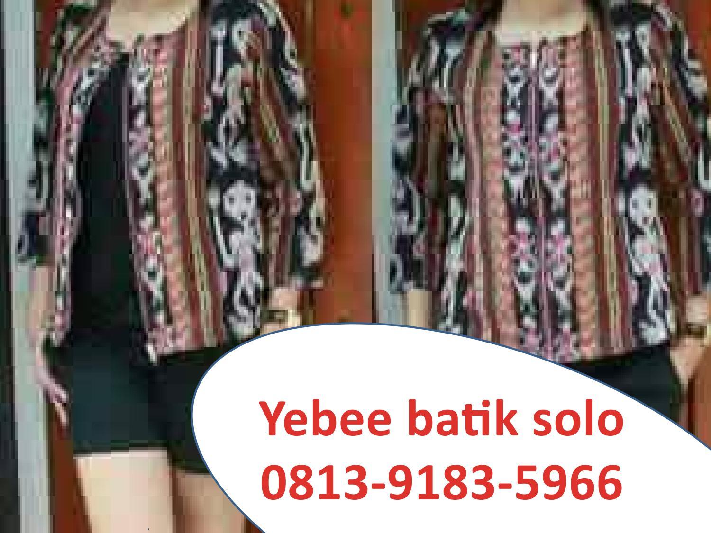Jual Baju Batik Terbaru Surabaya Hub 0813 9183 5966 By Yebee Couple Adelia Issuu