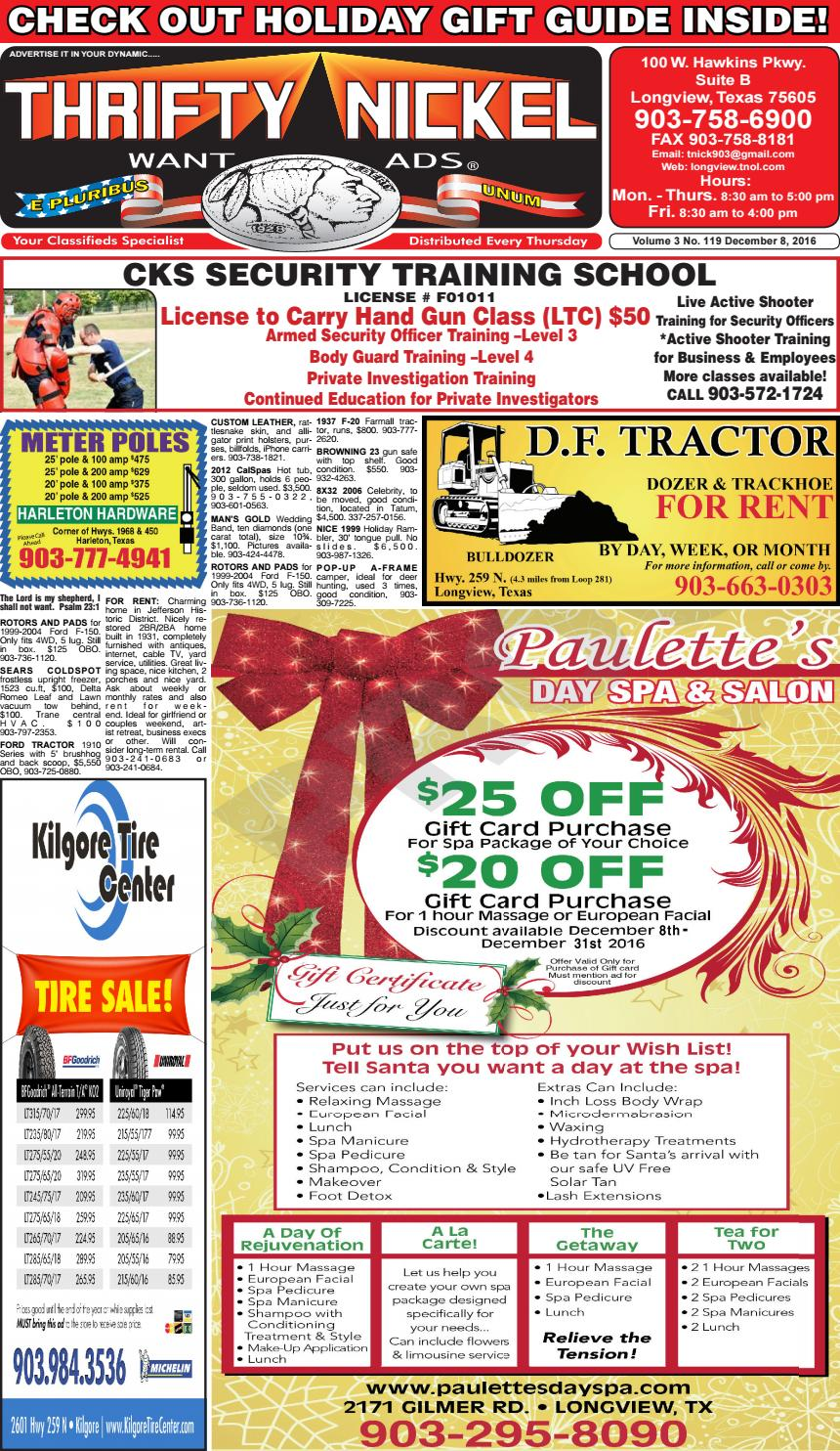 12 8 16 longview edition by Longview Thrifty Nickel - issuu