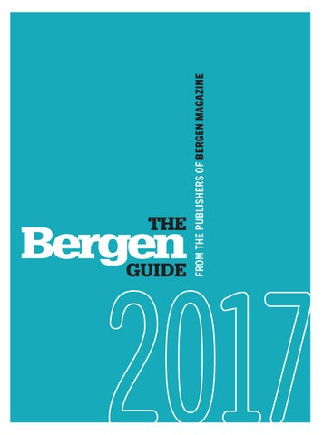 7912b830ecbd The Bergen Guide 2017 by Wainscot Media - issuu