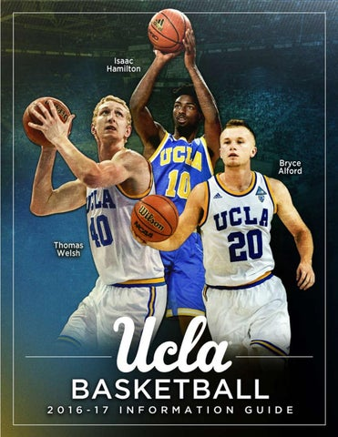 fe46f8f8028 2017-18 UCLA Men s Basketball Information Guide by UCLA Athletics - issuu