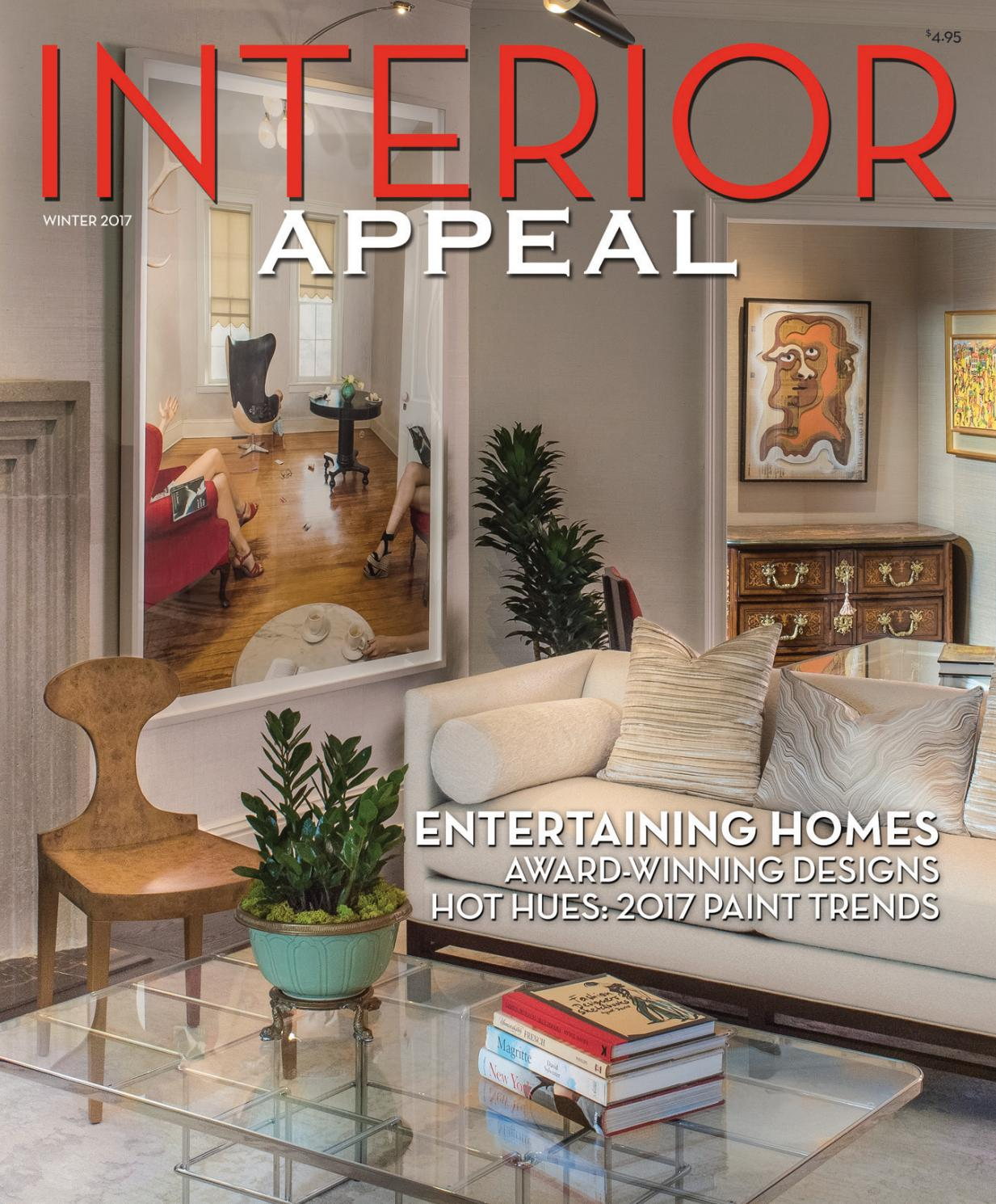 Interior Appeal Winter 2017 by Orange Appeal - issuu