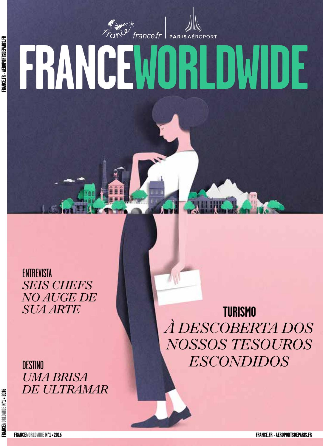 France World Wide by Atout France - issuu 978364ca4a