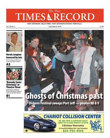 397391bb1d4 The Port Times Record - December 8, 2016 by TBR News Media - issuu