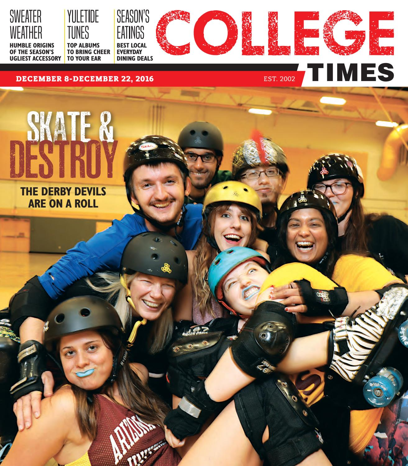 College Times - Dec. 8, 2016 by Times Media Group - issuu