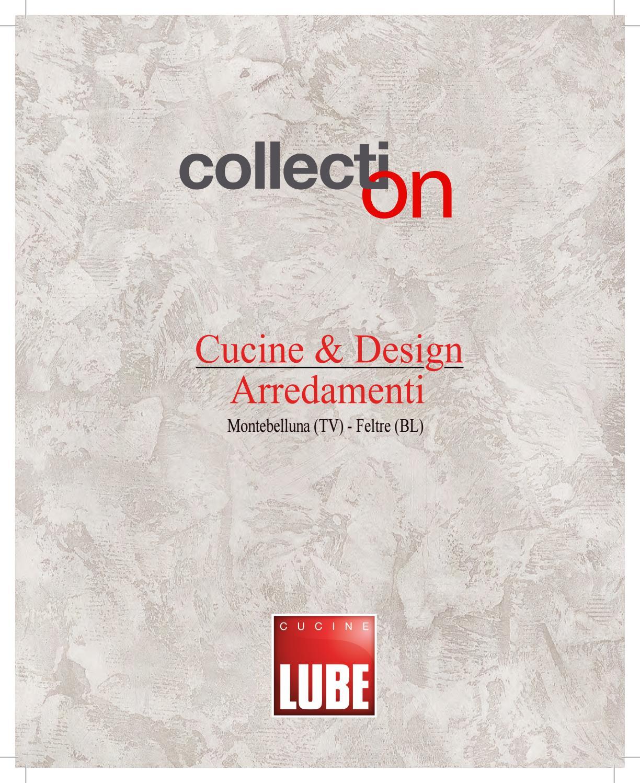 Arredamento Tre Stelle Catalogo.Catalogo Collection Cucine Lube Treviso By Cucine Lube Treviso Issuu