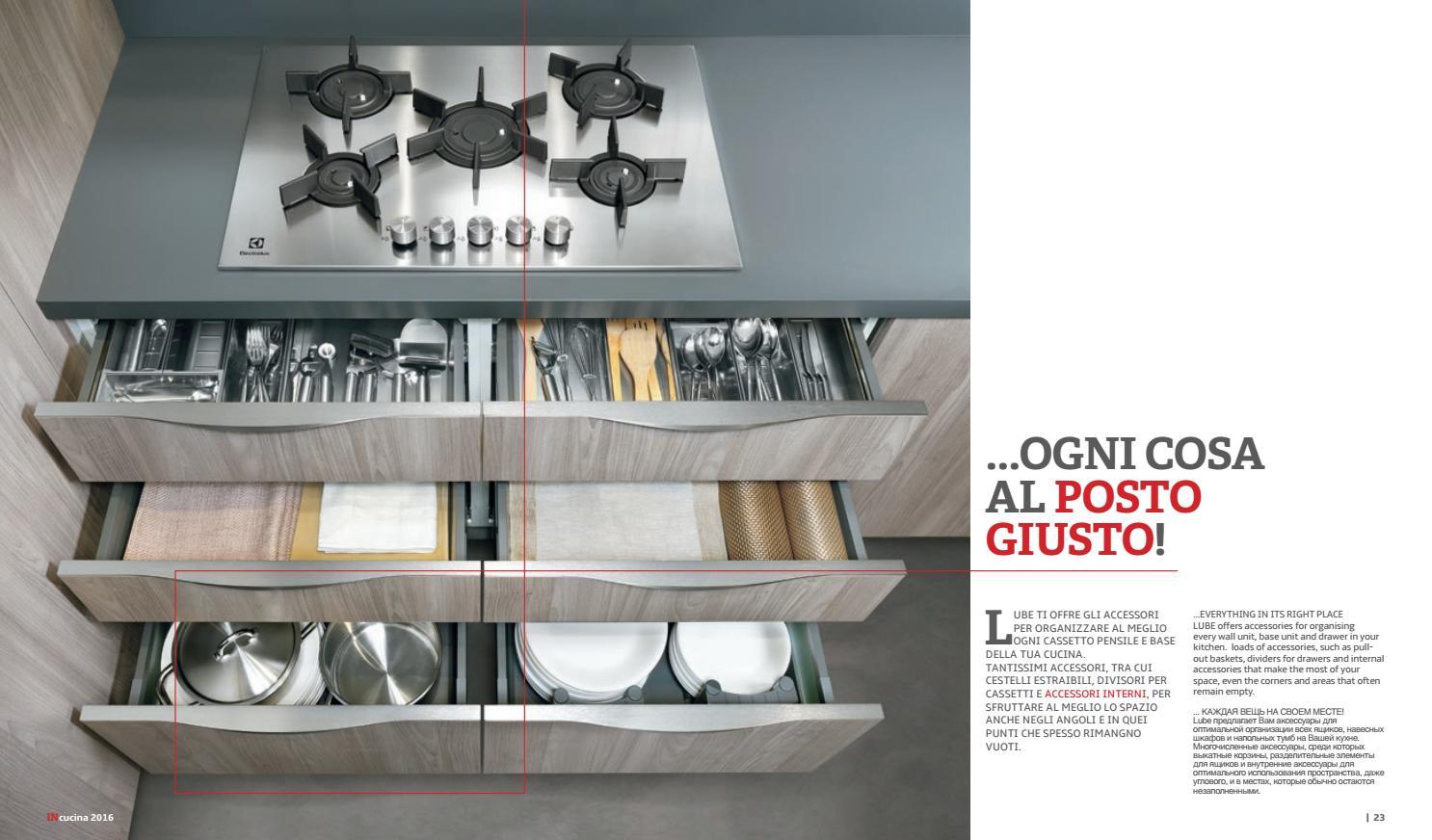 Catalogo in cucina lube treviso by Cucine Lube Treviso - issuu