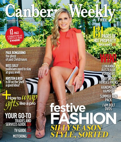 790fdfd41d 01 December 2016 by Canberra Weekly Magazine - issuu