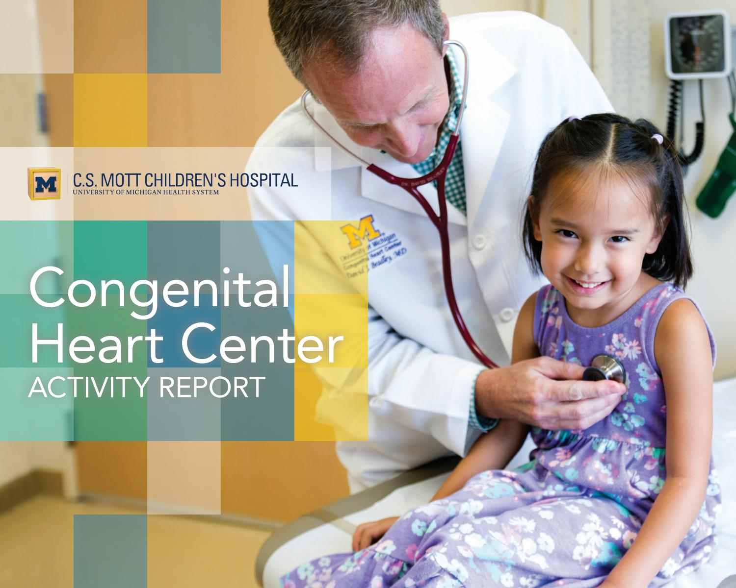 U-M C S  Mott Children's Hospital Congenital Heart Center