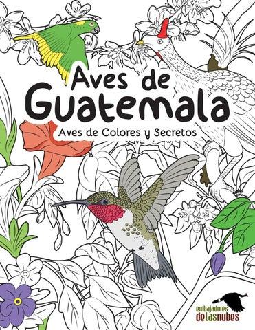 Aves de Guatemala by Alejandra Rosales - issuu