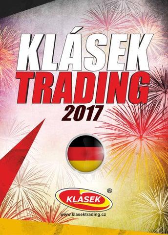 Katalog Klásek 2017 - Deutsch by Klasek - issuu 326e51de04