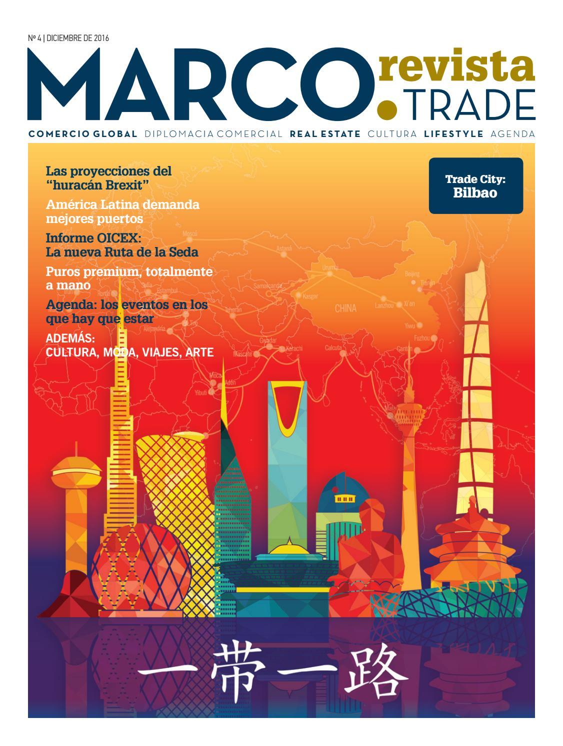 Marco trade revista numero 3 by marco trade revista issuu marco trade revista numero 4 malvernweather Choice Image