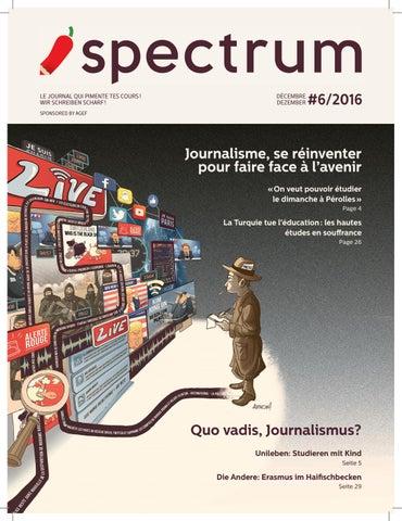 Spectrum N°6 2016 By W.C. Colares   Issuu