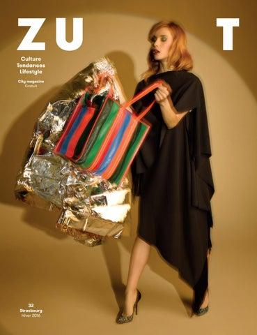 super qualité Découvrez officiel Zut Strasbourg #32 by Zut Magazine - issuu