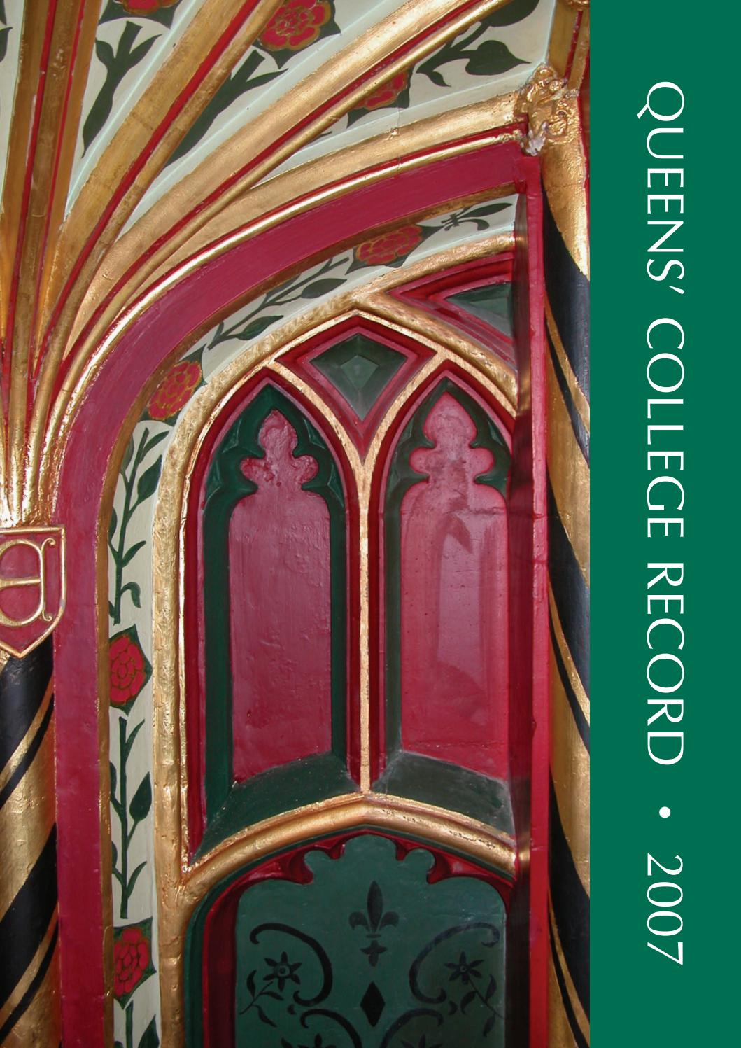 Christs College Magazine 2016 By