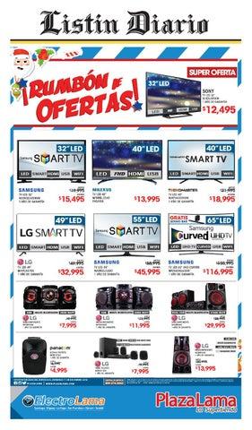 official photos 98799 e73a0 LD 08-12-2016 by Listín Diario - issuu