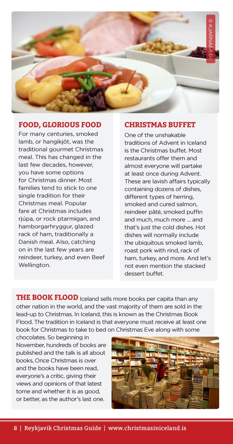 Reykjavik Christmas Guide 2016 by MD Reykjavik - issuu