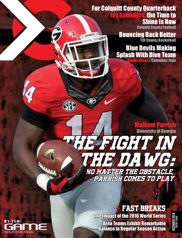 37cb9d3477d South Georgia December 2016 Edition by In the Game Magazine - issuu