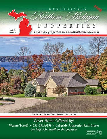 northern michigan properties vol 8 iss 9 by the real estate book rh issuu com
