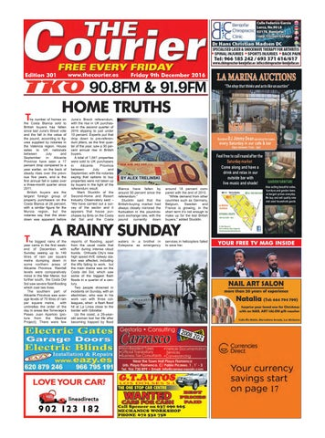 The Courier Edition 301 By The Courier Newspaper Issuu