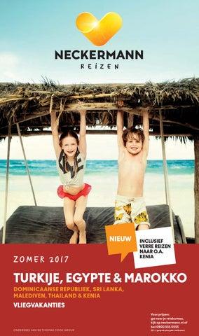 Neckermann Reizen Zomer 2017 Turkije Egypte Marokko By Thomas Cook Issuu