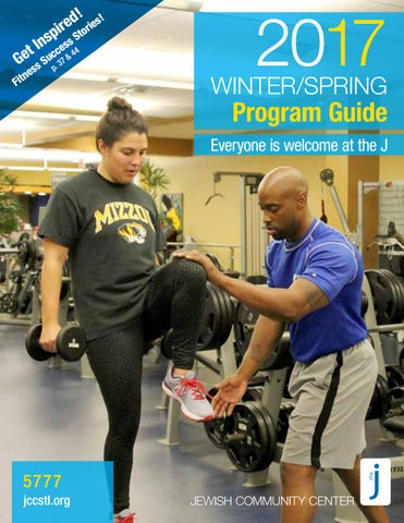 1fb689141d03f St. Louis J - Winter/Spring 2017 Program Guide by Jewish Community ...