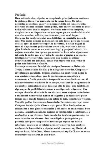 4cd73a53 Arte de la seducción robert greene pdf by Matías Enriquez Yunes - issuu