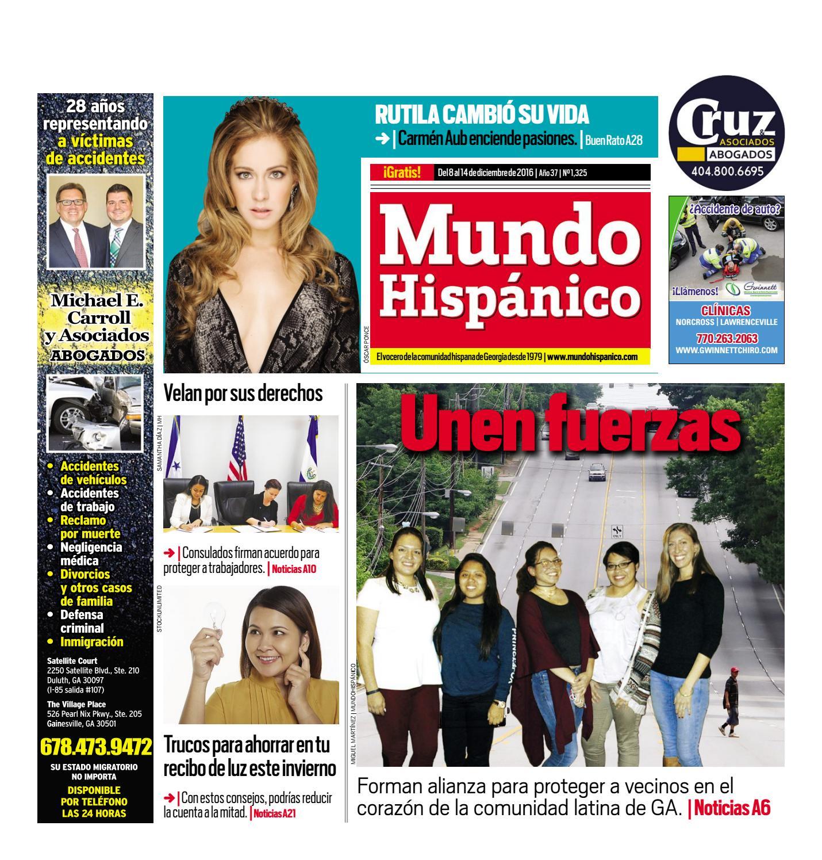 Unen fuerzas by MUNDO HISPANICO - issuu