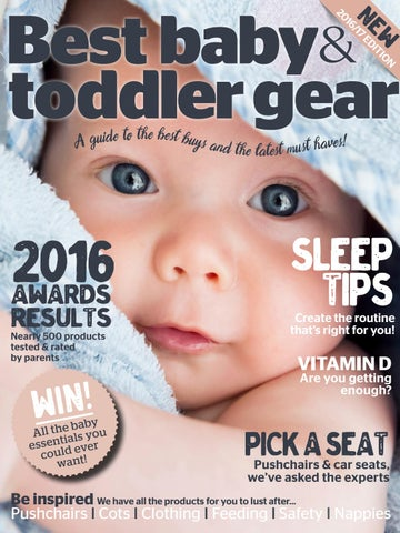 c5a11eed0 Best Baby   Toddler Gear 2016 17 by Native Media - issuu