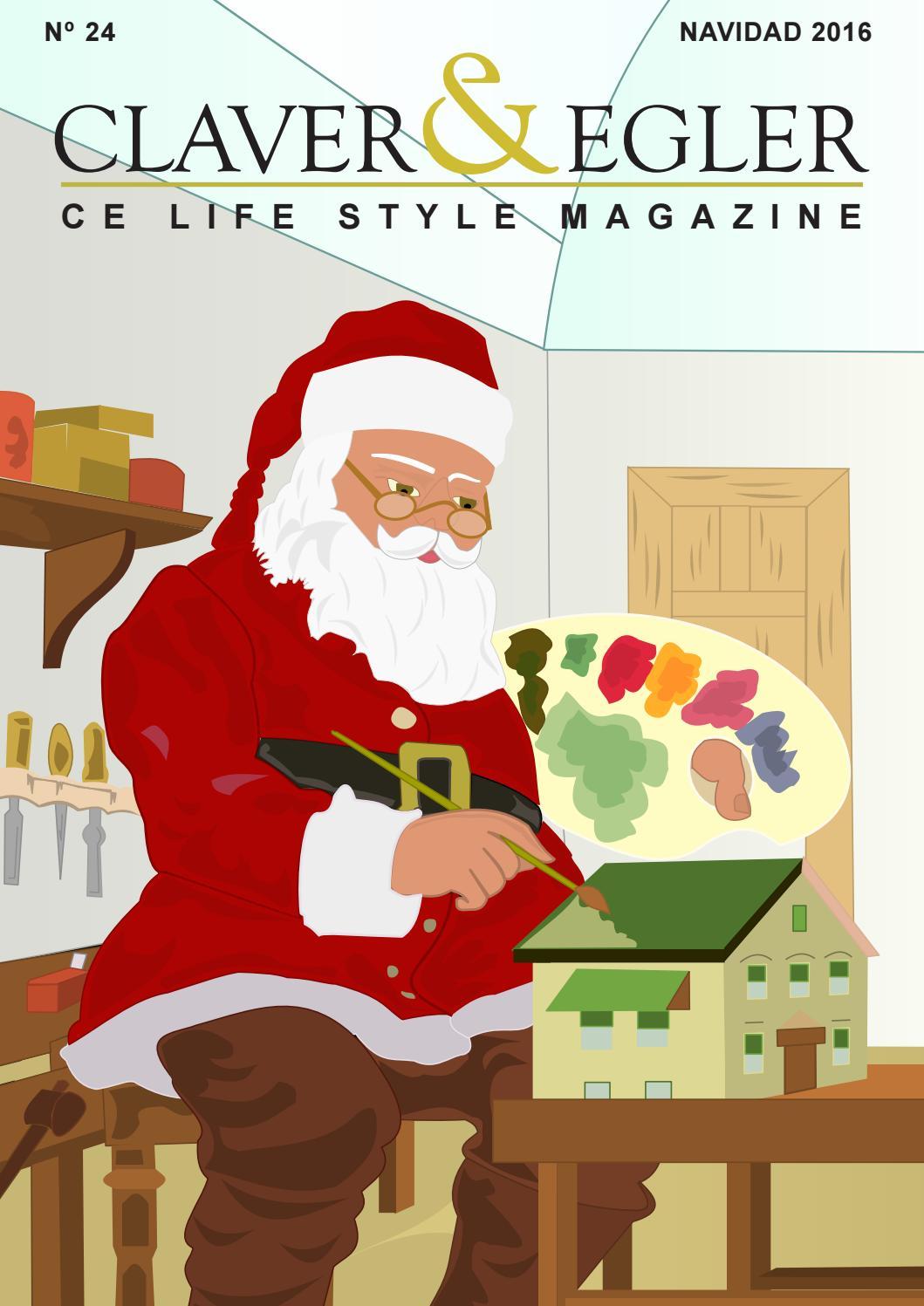 Claver&Egler Especial Navidad 2016 nº 24 by CLAVER & EGLER LIFE ...