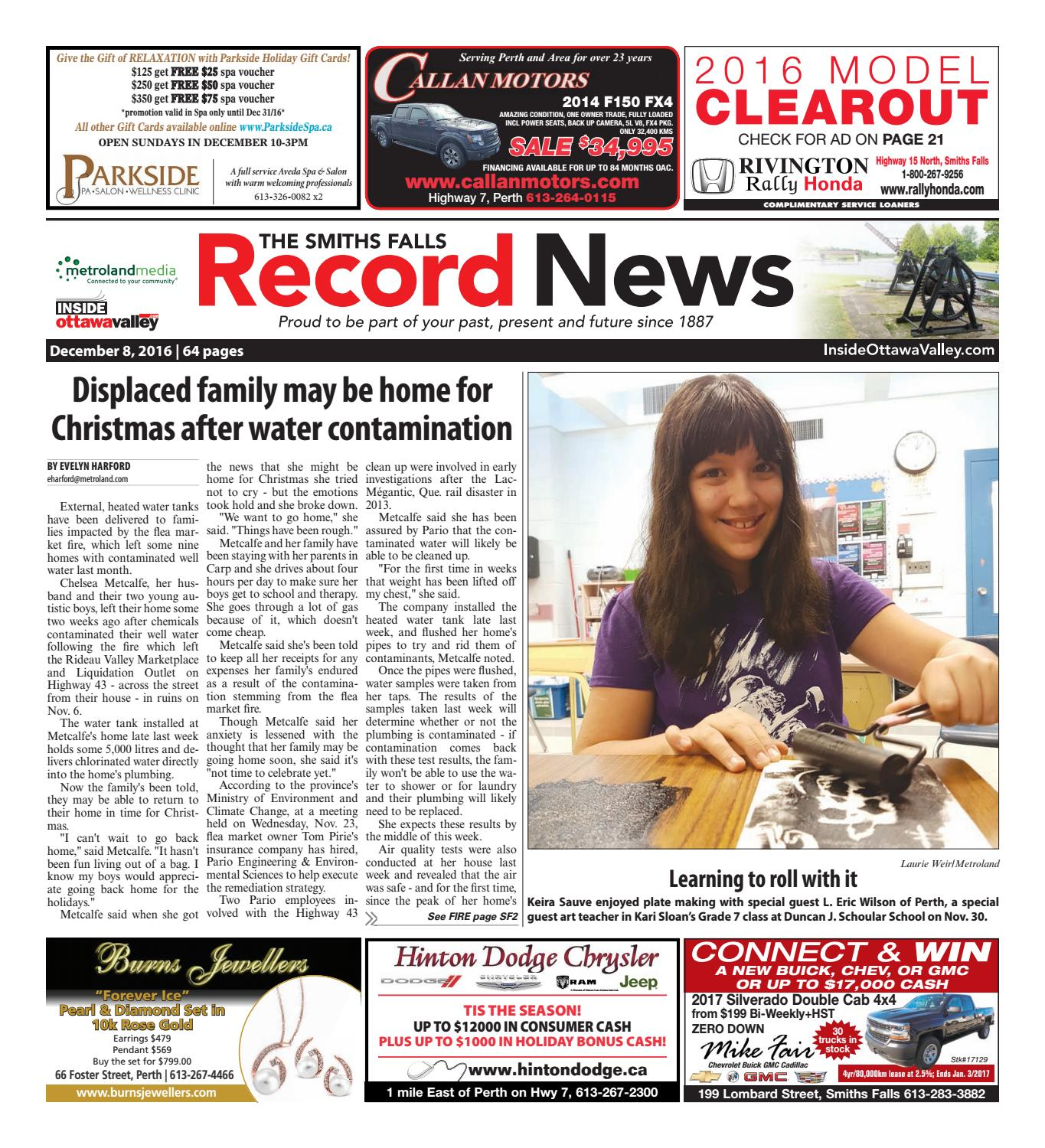 Smithsfalls120816 by Metroland East - Smiths Falls Record News - issuu e211eb898b2a5