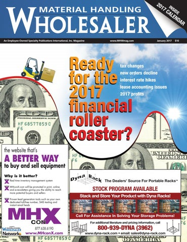 January 2017 material handling wholesaler by material handling page 1 fandeluxe Choice Image