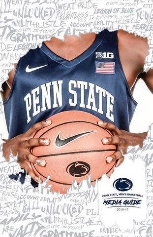 31e8395f7 2017-18 Penn State Men s Basketball Media Guide by Penn State Athletics -  issuu