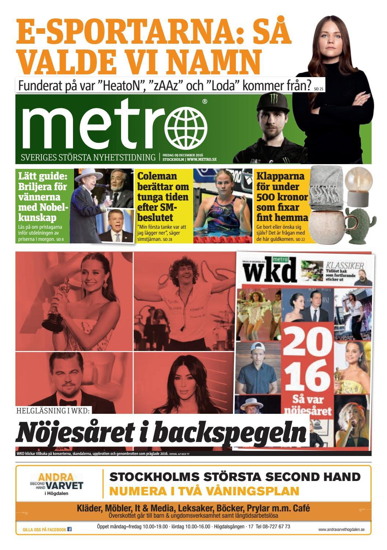 943e69c9565c 20161209_se_stockholm by Metro Sweden - issuu