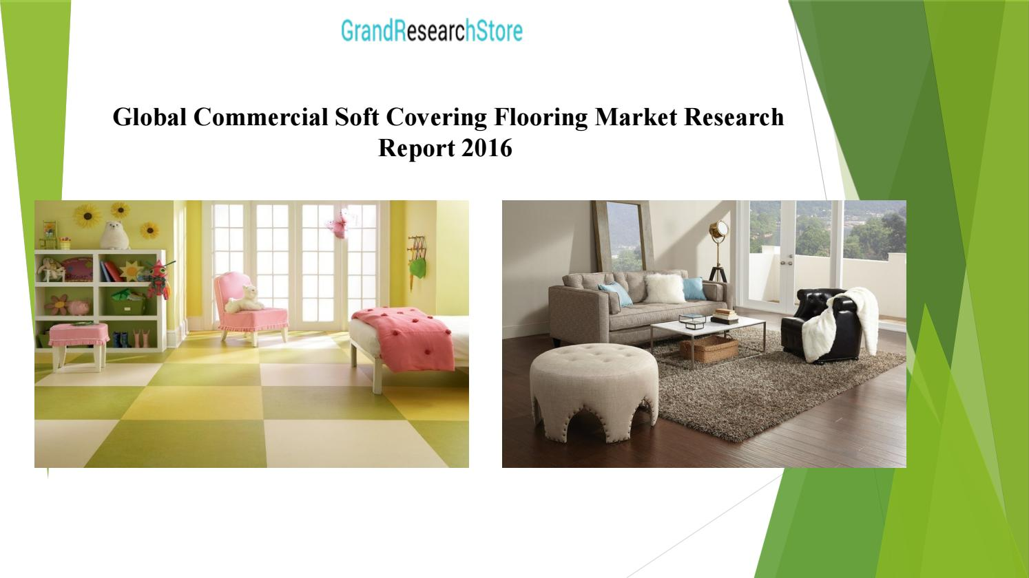 Global commercial soft covering flooring market research for Floor covering software free
