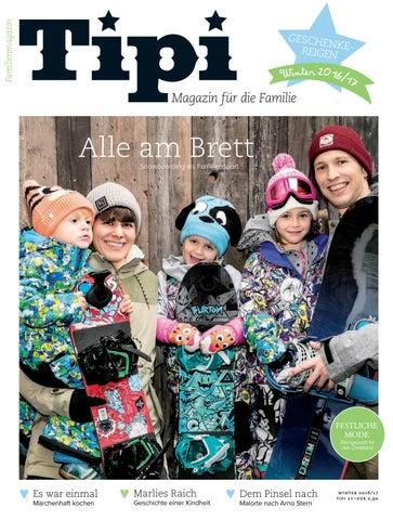 Tipi Magazin Fr Die Familie Winter 2016 By PPH Media Verlag GmbH