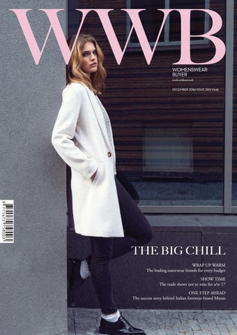 9a93054acd22 WWB MAGAZINE DECEMBER ISSUE 260 by fashion buyers Ltd - issuu