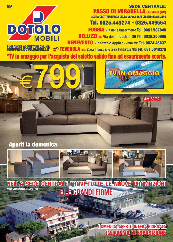 Giornalino promo dicembre by dotolo mobili issuu - Dotolo mobili foggia ...
